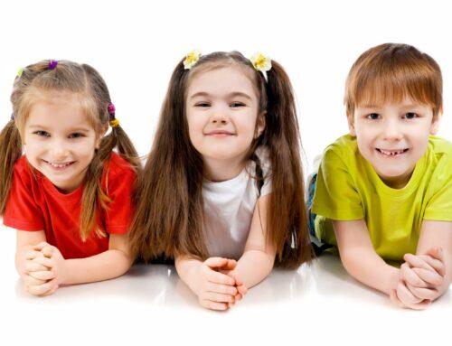 La sigillatura dei denti dei bambini