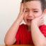 L'ascesso dentale nei bambini